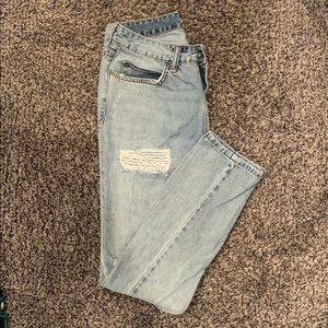 Distressed Billabong Jeans Size 25